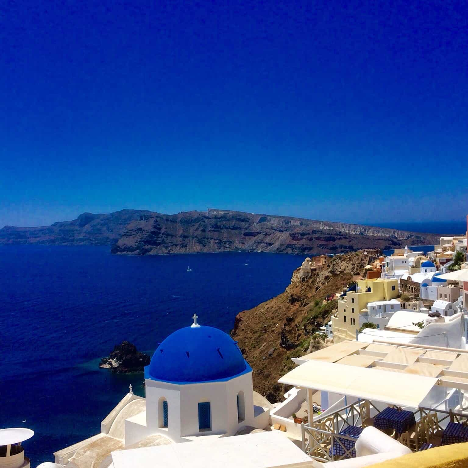 Santorini in Luxury where to go and what to do | Luxury Travel Diva