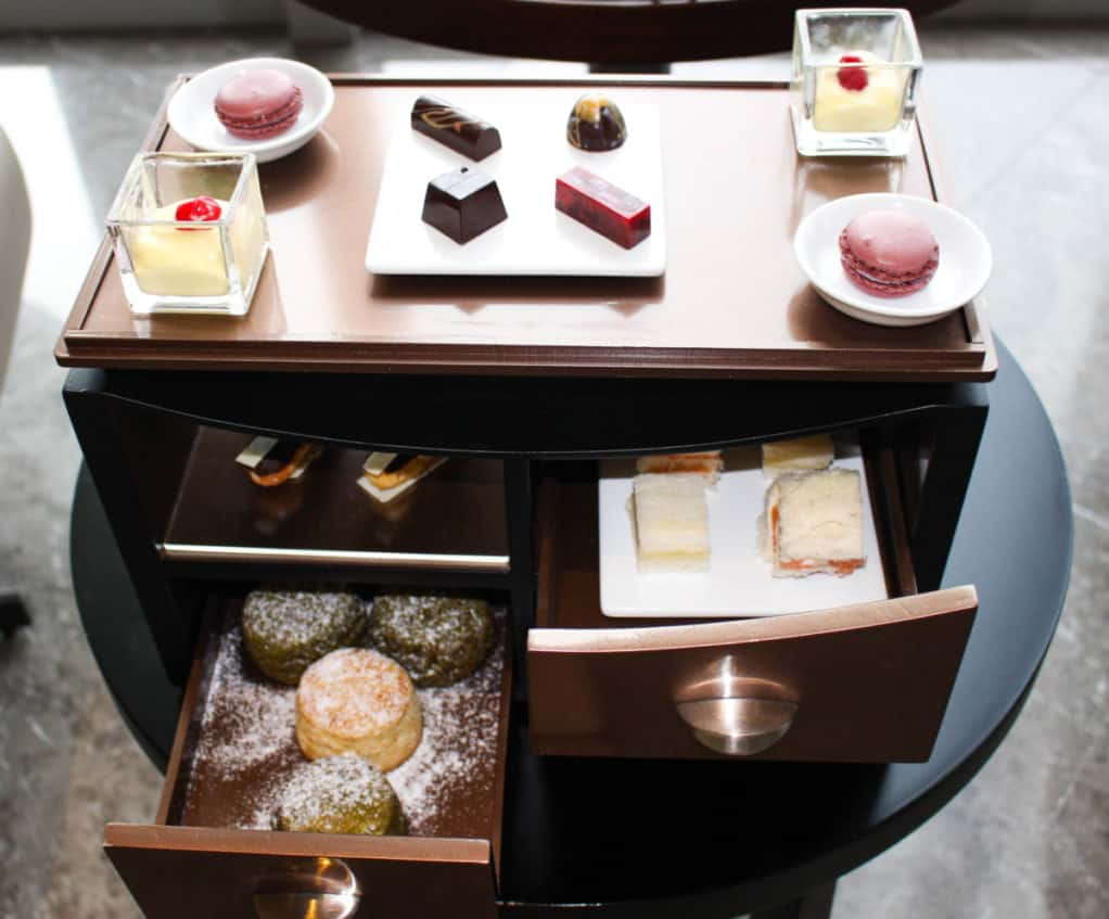 Divalicious Afternoon Tea at Conrad Manila Hotel | Luxury Travel Diva