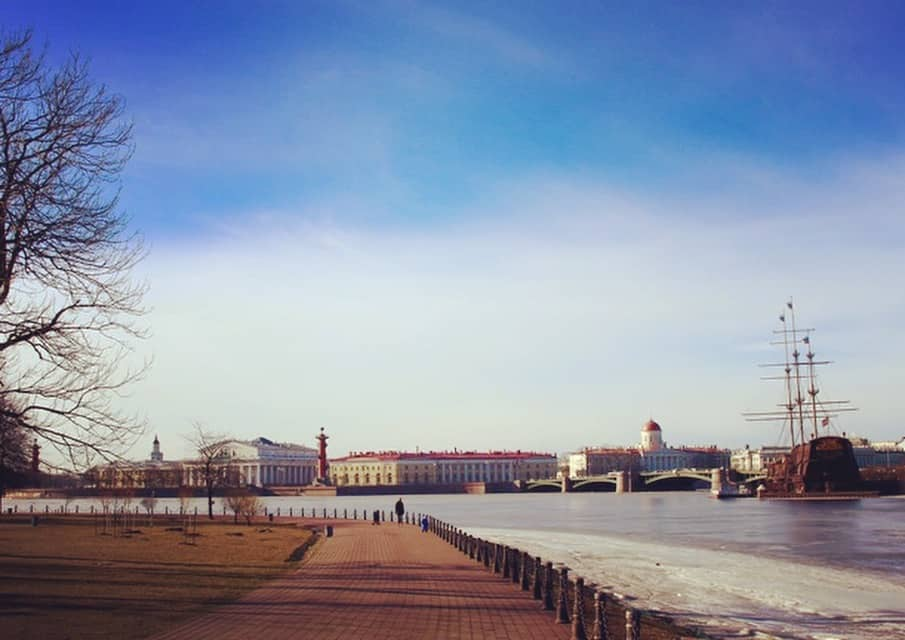 5 Favourite Places in St Petersburg Russia