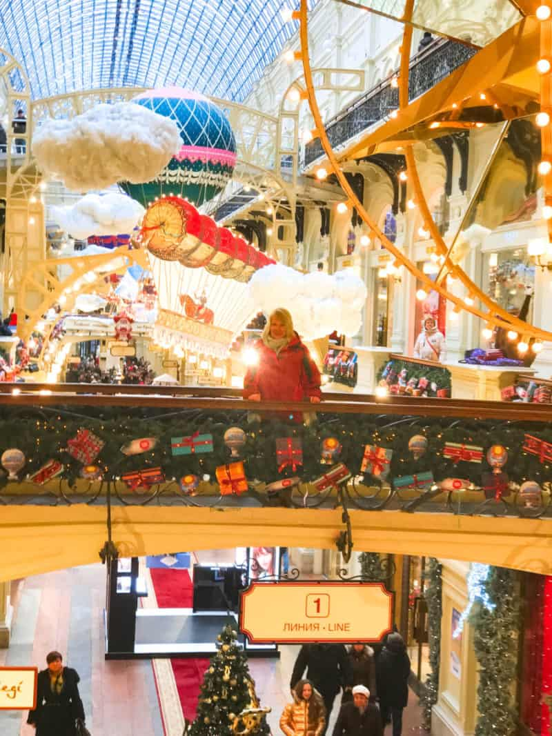 Christmas in Russia! Visit Moscow