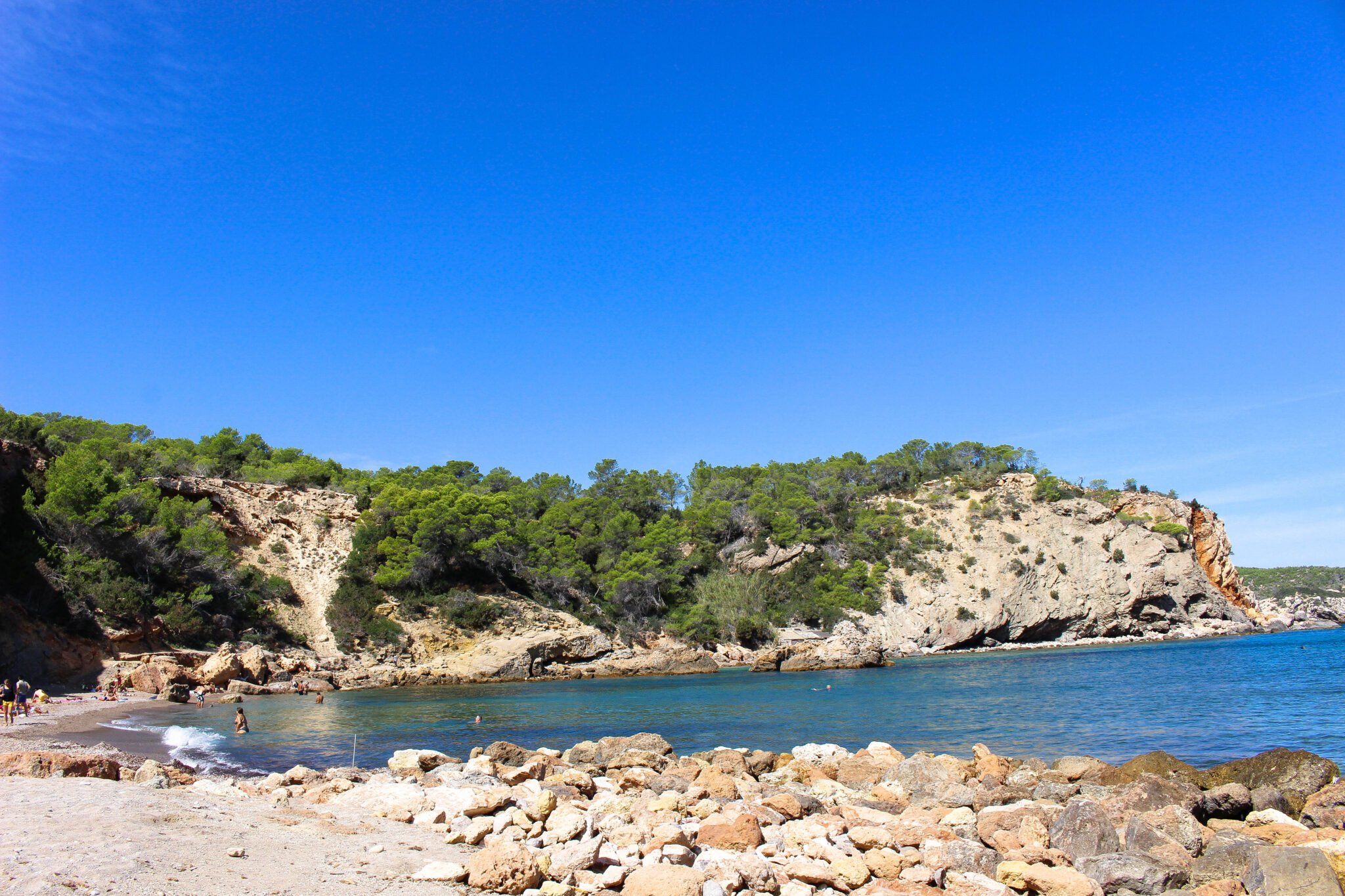 Photo: Idyllic Ibiza Coves